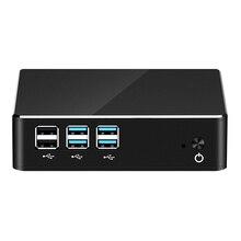 Mini PC Intel Core i7-7500U Windows 10 8 go RAM 480 go SSD HDMI VGA 4K UHD 300M WiFi Gigabit Ethernet 6 * USB Nettop NUC