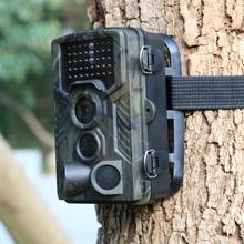 HC-800A Infrarot Trail Kameras Wasserdichte Nachtsicht Jagd Kamera 1080 P HD Digital Infrarot Wildlife Scouting Gerät