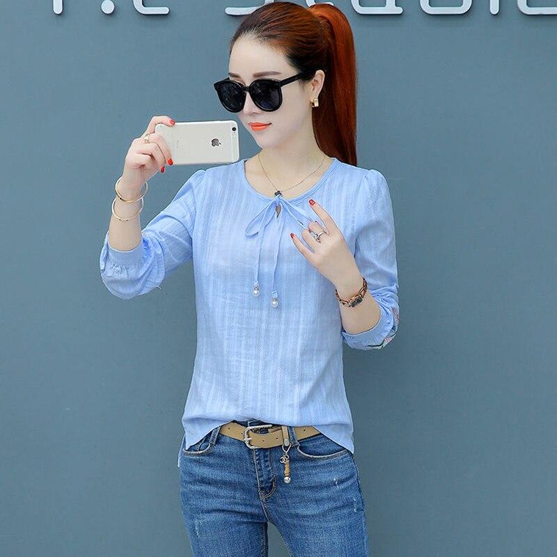 Рубашка женская, белая, синяя, розовая, с цветочным принтом, DD2371