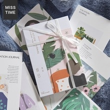 30 blätter/Set Kreative Urlaub Journal Papier Postkarte Gruß Karte Geburtstag Bussiness Geschenk Karte Nachricht Karte