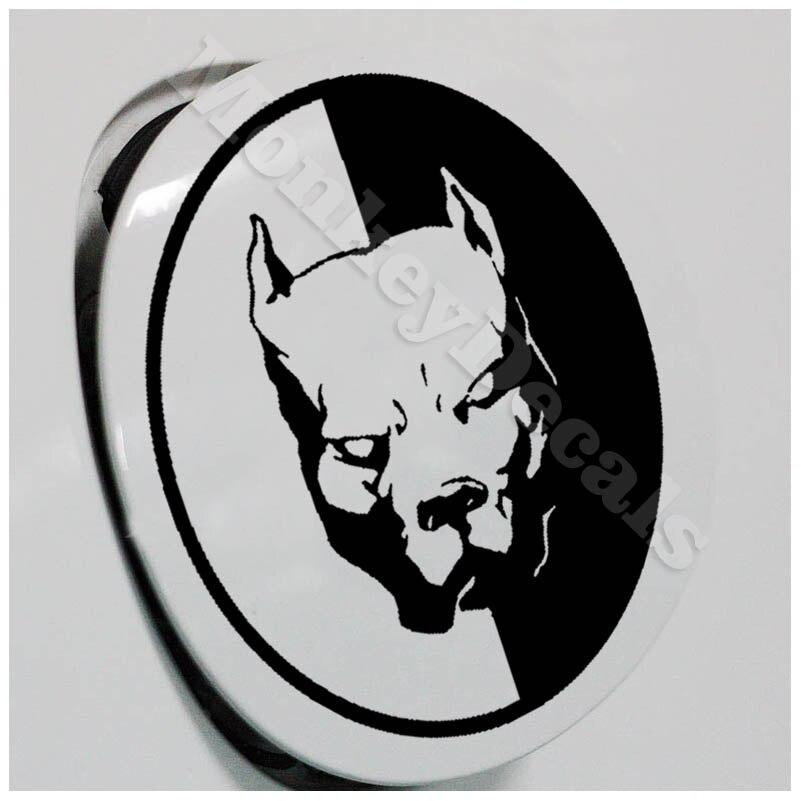 Calcomanías de coche XGS 12 cm x 12 cm pitbull superhéroe perro coche motocicleta vinilo pegatinas impermeables troquelado con fondo