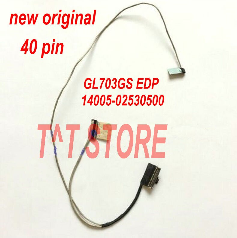 Nuevo original para ASUS ROG GL703 GL703G GL703GS portátil LCD LED LVDS...