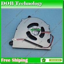 Original Ordinateur Portable ventilateur cpu ventilateur de refroidissement pour Clevo W110 W110ER W150 W150HR W170 ventilateur cpu Terre X11 AB7505HX-GE3 Ventilateur De Refroidissement CWB4100