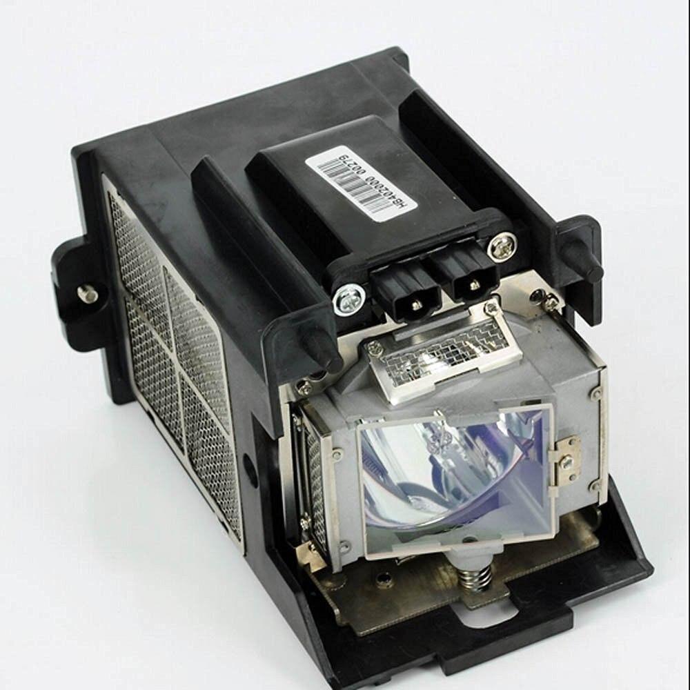 Lámpara de proyector de repuesto R9832752 con carcasa para BARCO RLM W8/RLM-W8