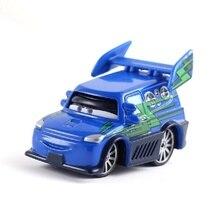 Disney Pixar Cars 2 & Cars 3 DJ avec flammes métal moulé sous pression jouet voiture 1:55 en vrac neuf en Stock livraison gratuite