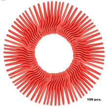 100 pièces lames de tondeuse pour RT250 jardin tondeuse à gazon accessoires 66CY