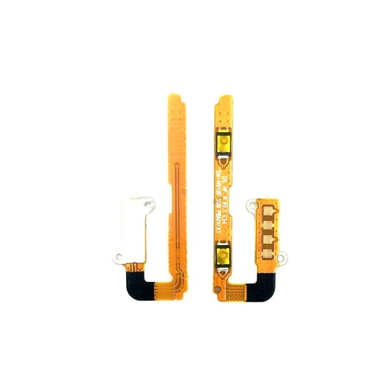Caliente para Samsung SM Note4 N9100/N910F botón lateral flexible Cable de alimentación...