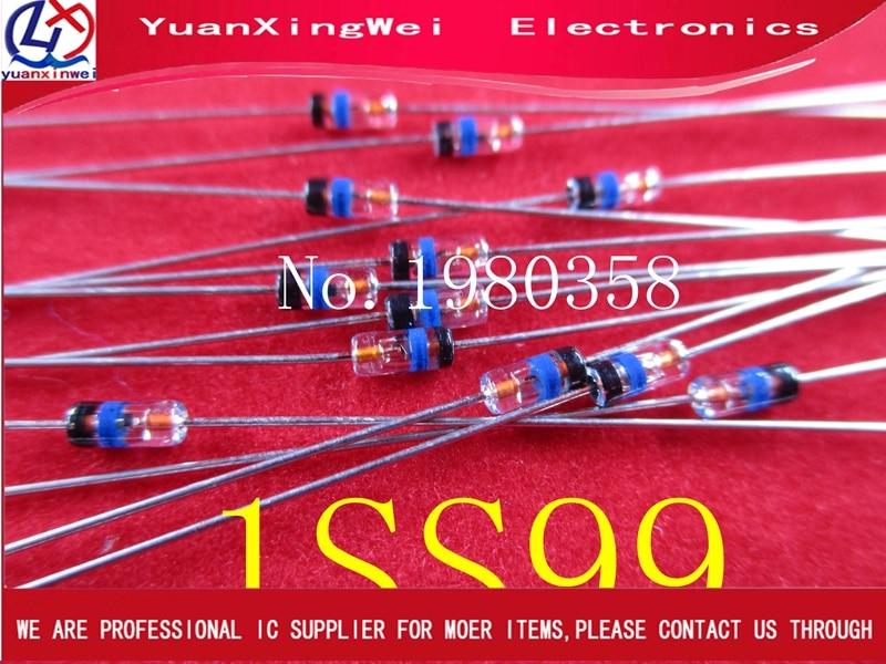 Free shipping 10PCS 1SS99 Original Detector Mixer Diode
