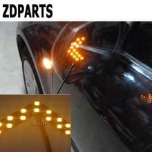 ZDPARTS 2 stück Auto Styling Drehen Signal Kontrollleuchte Für Opel Astra J G Insignia Vectra c Peugeot 307 206 308 407 207 3008 508