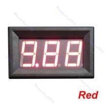 DC0-10A ampères LED ampères panneau compteur 3Bit affichage pas besoin de Shunt ampèremètre numérique RD