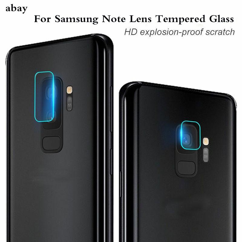 Lente de la cámara trasera de cristal templado para Samsung Galaxy Note...