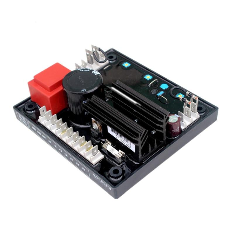 AVR R438 ، منظمات الجهد الكهربي التلقائي نوعية جيدة