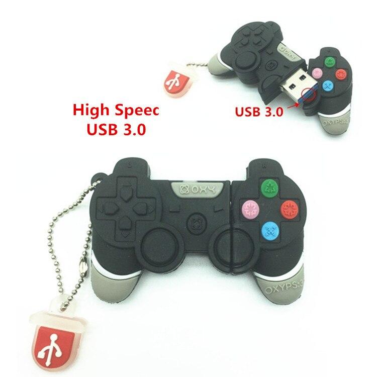 Высокоскоростной USB 3,0 PSP геймпад usb флеш-накопитель 32 Гб usb флешка 64 ГБ флеш-накопитель флеш-карты 8 Гб USB 16 Гб Флешка U диск наивысшего качества