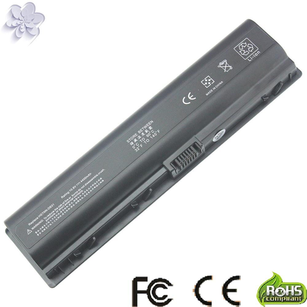 Nueva batería para HP Pavilion DV2000 DV6000 para Compaq Presario C700 A900...