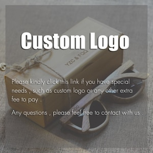 This link is only for Customize Logo or any other extra fee to pay