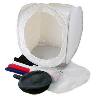 80cm Softbox Kits de luz tienda accesorios de fotografía Fondo tela fotografía caja de luz telón de fondo Lightbox Photo Studio CD05Y