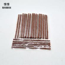 30Pcs/6Mm * 200Mm/Tyre Repareren Rubber Strips/Band Reparatie Tools/Rubber Strips band Reparatie