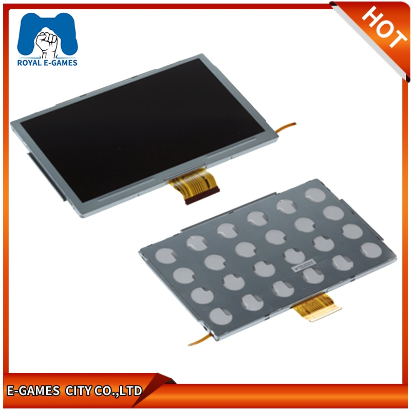 100% nuevo Compatible con Wii U para WiiU cambio de pantalla LCD para WII U Gamepad