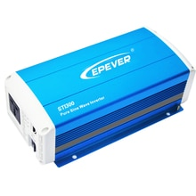 STI300 12V 24V 300W 300Watt   Entrée 220V, sortie 230V, onduleur à onde sinusoïdale Pure, pour système solaire domestique, application Mobile