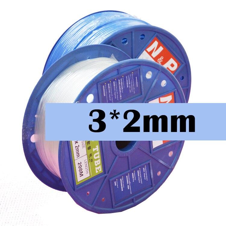 Tuyau deau dentaire dair de tube dunité centrale de pièces de rechange de chaise dentaire de longueur de 10 M