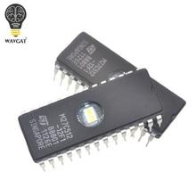 Livraison gratuite 10 pièces nouveau ST M27C512-12F1 M27C512-10F1 27C512 DIP-28 EPROM IC puces lecteur IC