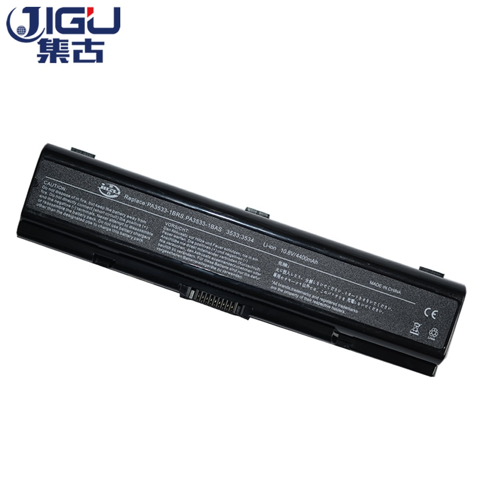 JIGU batería del ordenador portátil para Toshiba Satellite A200 A202 A355 A505 L202 L305D L500D L550 L555D M203 M203 M209 M215 A203 A210 A355D