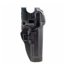 Táctico M92 funda ocultamiento militar Nivel 3 bloqueo mano derecha cinturón pistola pistolera para bereta M9 M92 envío gratis