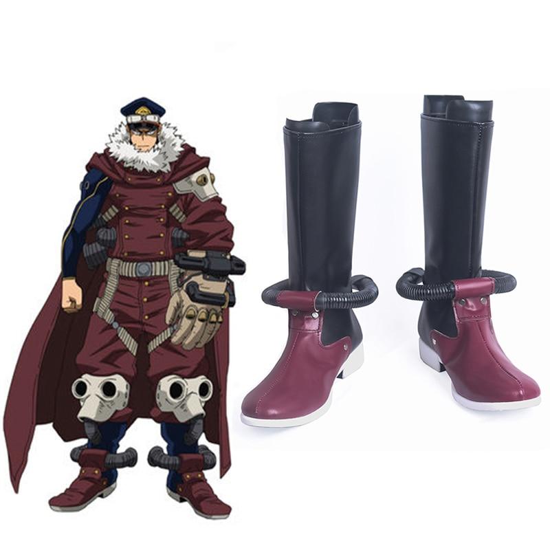أحذية تنكرية من My Hero Academia ، أحذية يواراشي إيناسا التنكرية للهالوين ، أحذية حفلات بوكو نو هيرو أكاديميا ، أوقات الفراغ اليومية