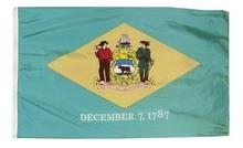 Bandera para decoración johnin 90*150cm Estados Unidos libertad e independencia 7 de diciembre 1787