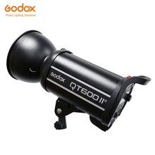 Высокоскоростной стробоскоп Godox QT600II 600WS GN76 1/8000 с со встроенной беспроводной системой 2,4G, время рециркуляции в 0,05 0,9