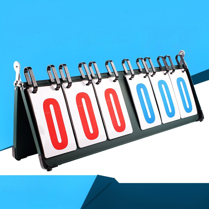 Billard jeu arbitre tableau de bord billard professionnel pour compétition arbitre accumuler score billard accessoires