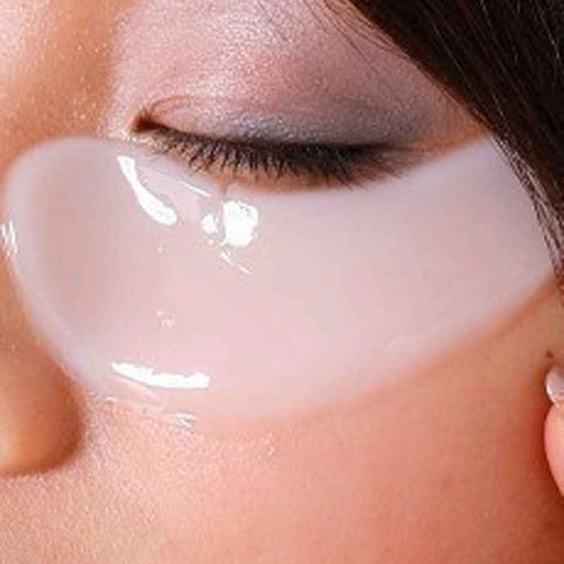 Crystal Collagen Eye Mask Crystal Patches for Eyes Face Skin Care Anti Wrinkle Cosmetics Moisture Da