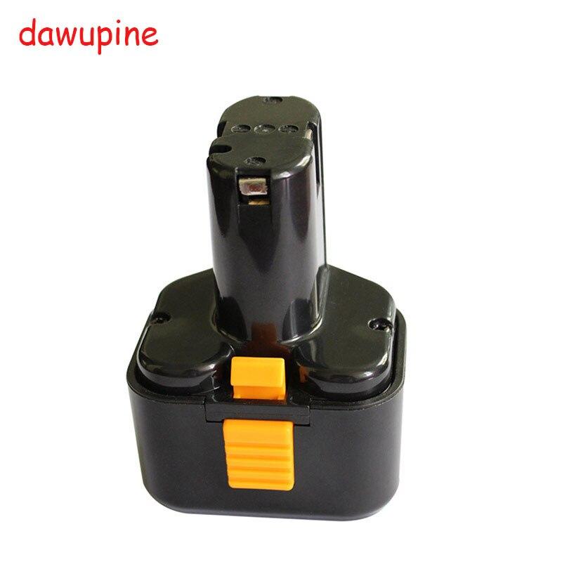 Dawupine 9.6 V NI-CD akumulator NI-MH, obudowa z tworzywa sztucznego (bez baterii) dla Hitachi 9.6 V NI-CD akumulator NI-MH