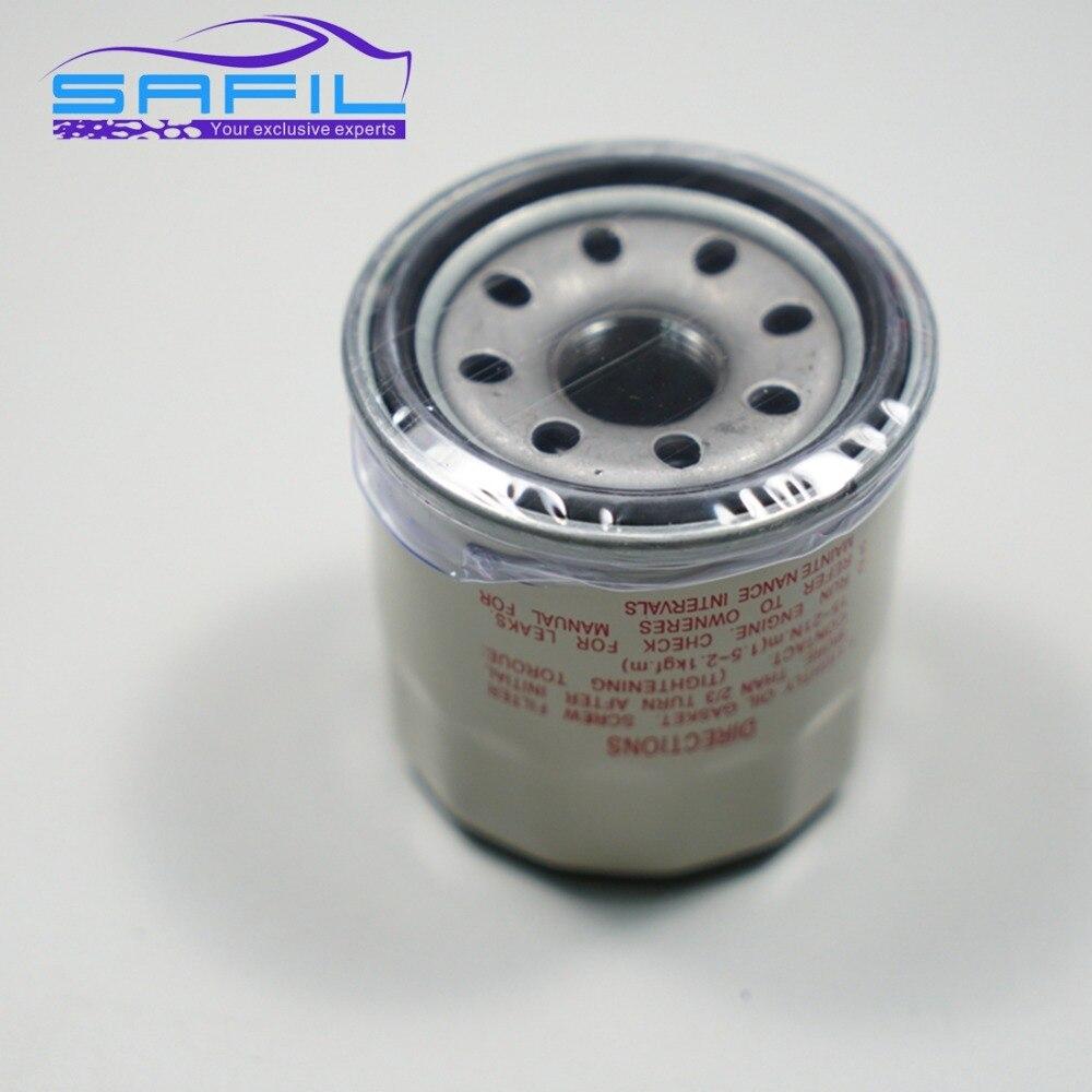 Filtro de aceite para Nissan 200 de 350 de 370 ALMERA MAXIMA NV200 rastro Teana Infiniti G35/FX35/EX35/M35 VQ35DE/VQ35HR 15208ED50A # S39