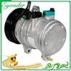 Compresseur de climatisation A/C pour Hyundai Santro Xing Amica Atoz 1.0 9770102000 9770102200 9770105500 9770102310 9770102300
