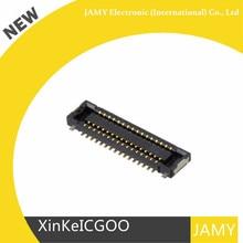 Original 100pcs AXE554124 CONN SOCKET 0.4MM 54POS SMD