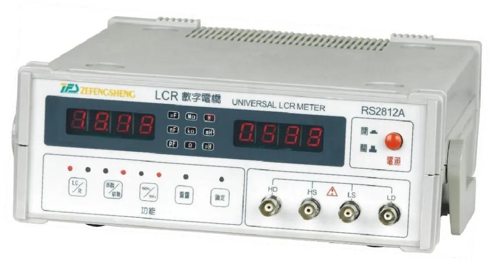Compteur numérique LCR RS2812A, 100Hz,1KHz, livraison rapide