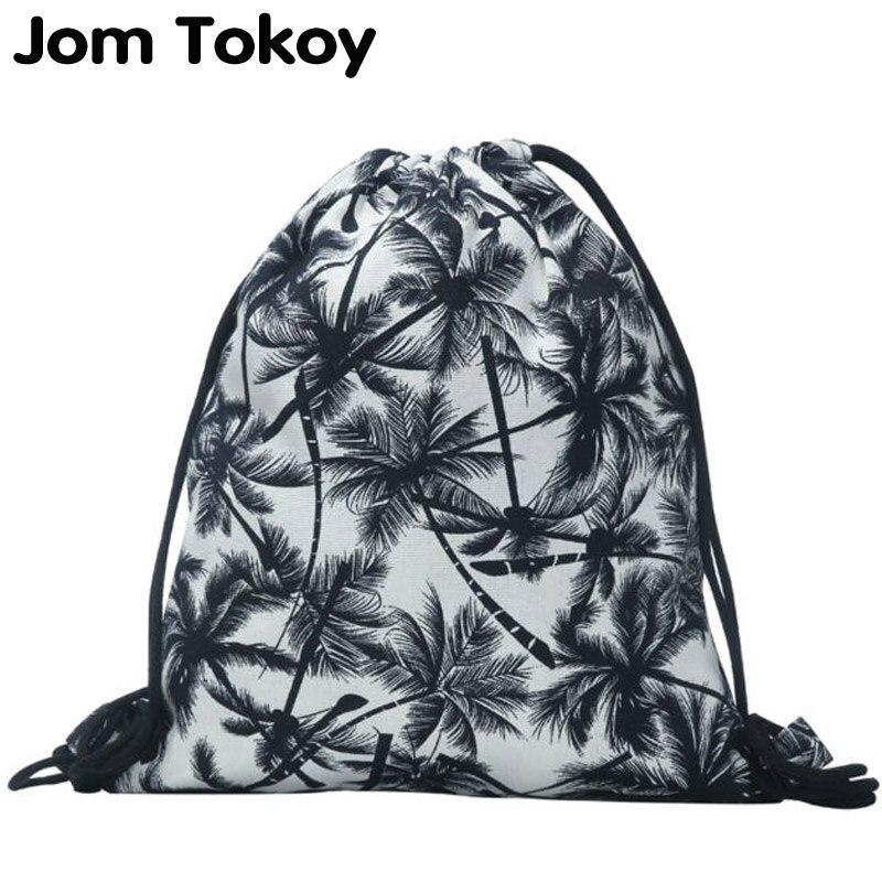 deanfun drawstring bag hot selling 3d printing softback man woman backpacks s89 New fashion backpack 3D printing travel softback man women harajuku drawstring bag mens canvas drawstring backpacks