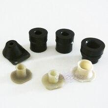 Kit de tampon annulaire à montage en caoutchouc pour STIHL 038 MS380 381 pièces de tronçonneuse