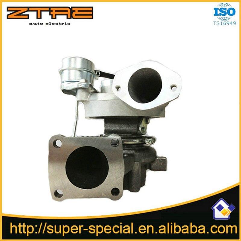 CT26 17201-17040 turbocompresor para TOYOTA LANDCRUISER 100, 1998-2003 1HD-FTE HDJ80 4.2L D 204HP Diesel envío de la gota