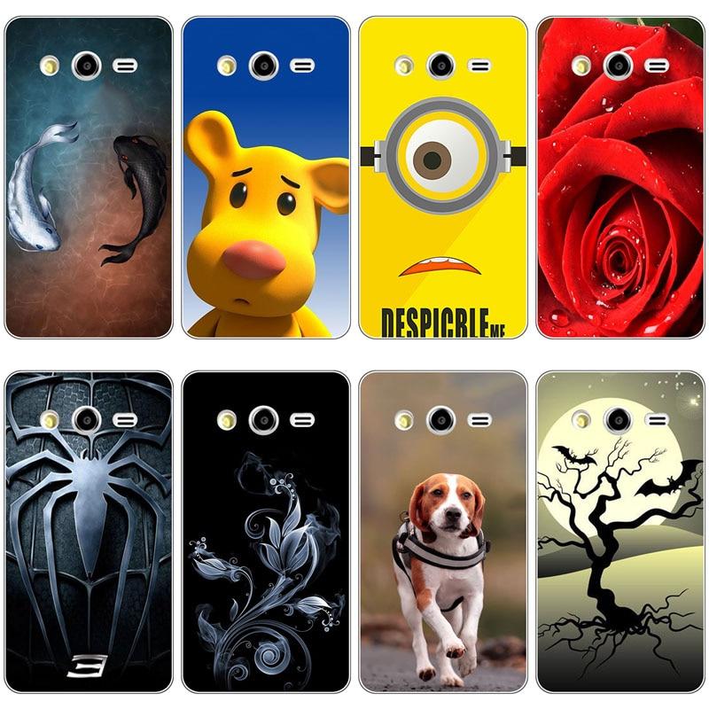 Funda para Samsung Galaxy Grand Neo i9060 Duos i9082, carcasa suave con...