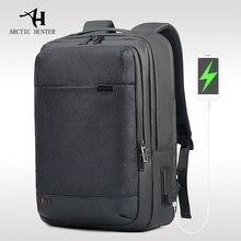 2019 New travel backpack Fashion Men Backpack Multifunctional Waterproof 17 inch Laptop Bag Man USB Charging Travel Bag