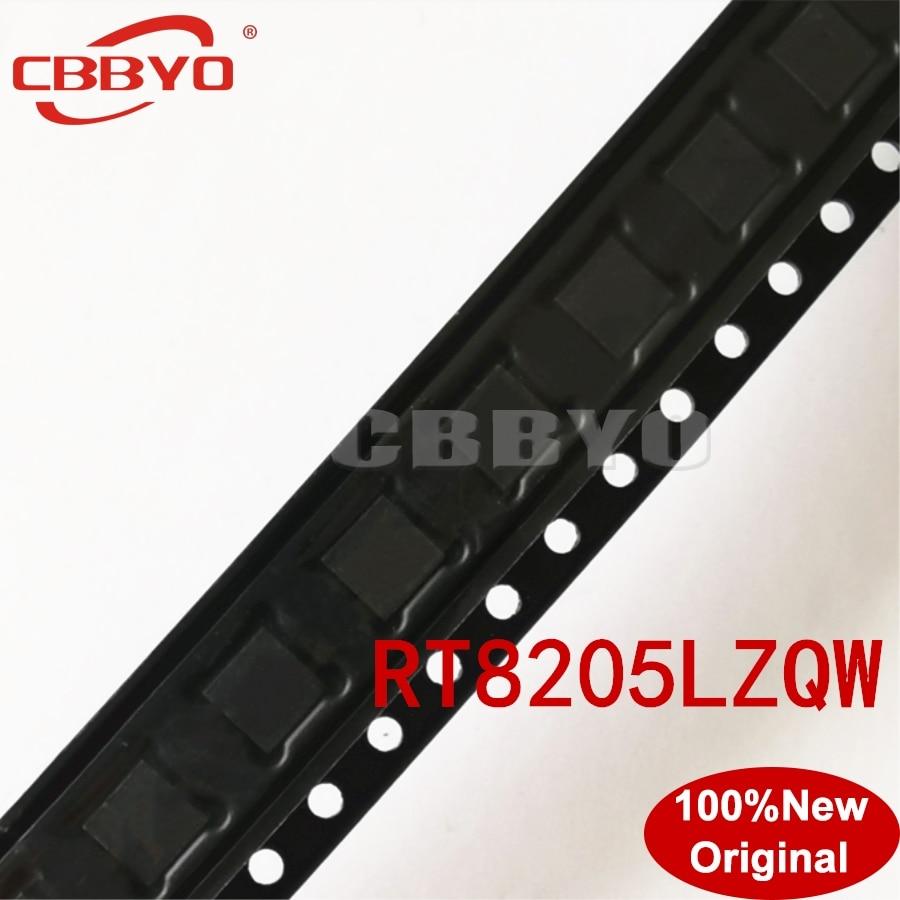 10pcs 100%New RT8205LGQW RT8205LZQW RT8205L (EM DA,EM DB,EM...) QFN-24