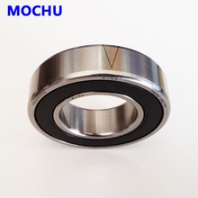 1pcs 7005 7005C 2RZ P4 25x47x12 MOCHU Sealed Angular Contact Bearings Speed Spindle Bearings CNC ABEC-7