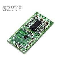 Électronique intelligente RCWL-0516 module de capteur radar à micro-ondes module de commutateur dinduction de corps humain capteur Intelligent