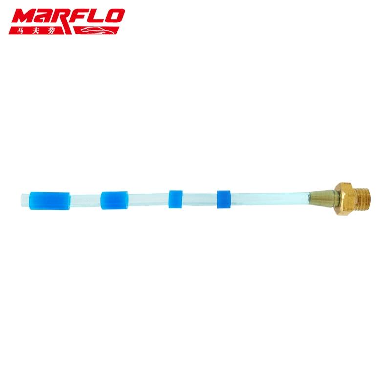 Marflo автомойка пистолет Tornador и Tornado запасные части шланг трубка высокое качество силиконовые трубы