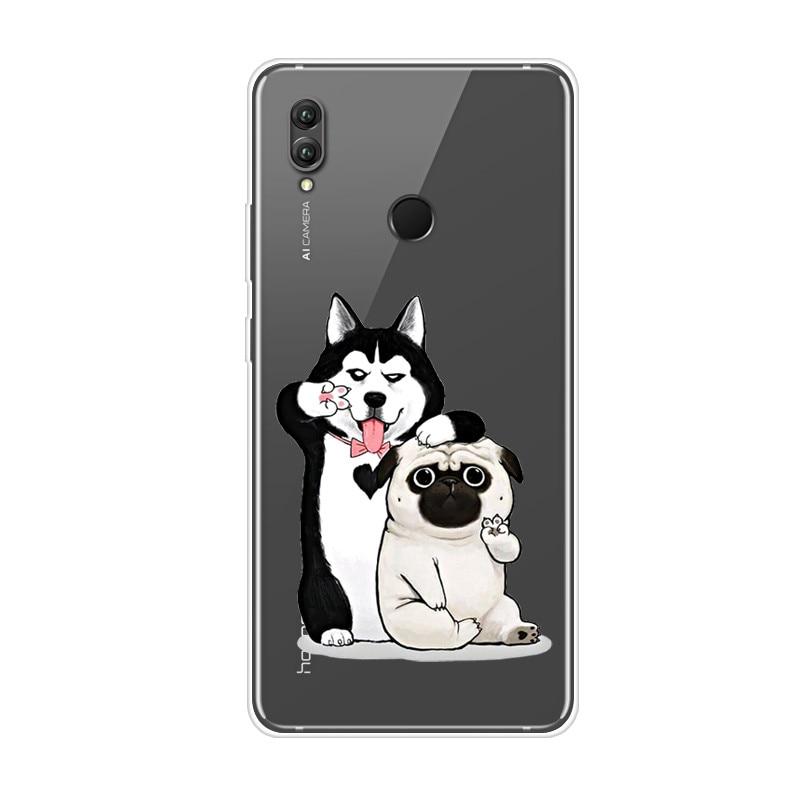 Cartoon Fall Für Huawei Ehre Hinweis 10, Handy Shell, TPU Material Painted Schöne Farbe Malerei Case.19 Farben!