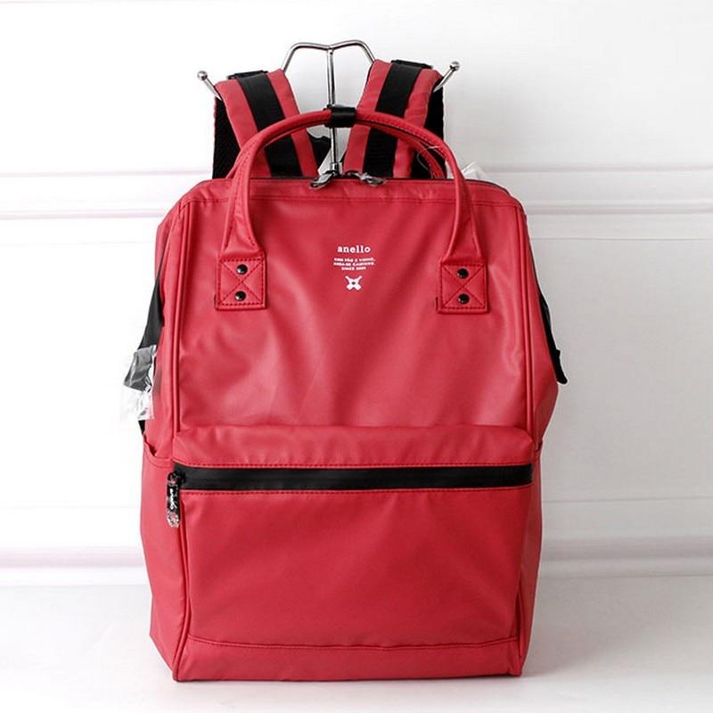 Japan Brand Men14 15.6 inch Universal Laptop Backpack Waterproof PVC Anti Theft Bag Large Capacity Unisex School Travel Backpack