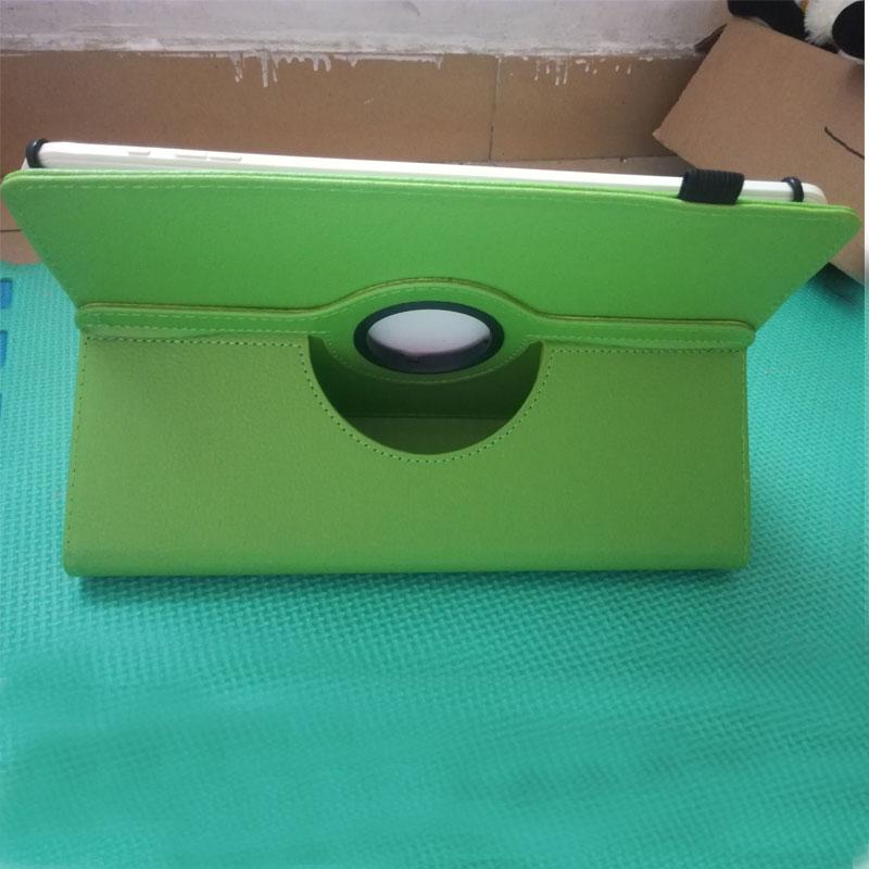 Funda Universal de piel sintética giratoria de 360 grados Myslc para tableta DEXP Ursus TS210/TS310/Z210 3G 10,1 pulgadas