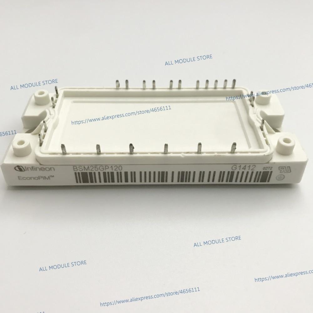 BSM25GP120 شحن مجاني وحدة جديدة ومبتكرة
